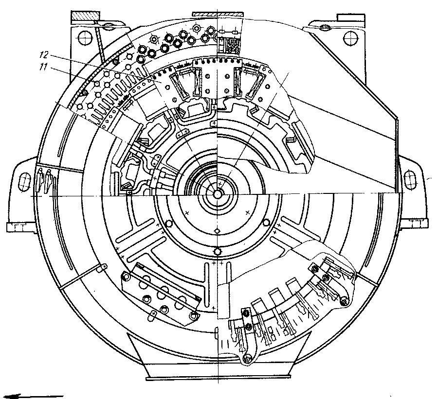генератора ГС-501А: