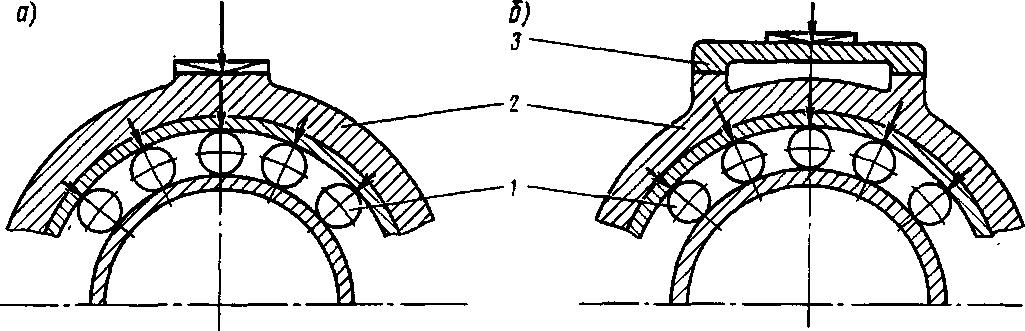 Схемы верхнего нагружения